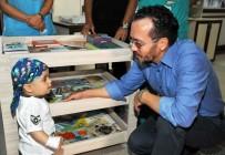 ÇOCUK SAĞLIĞI - ADÜ Hastanesinde Tedavi Gören Çocuklar Kitapsız Kalmayacak