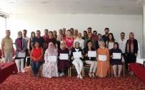 DENETİMLİ SERBESTLİK - AEP Kapsamında 'Eğitici Eğitimi' Alan Kişiler Sertifikalarını Aldı