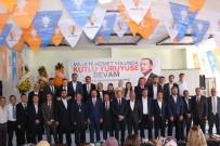 AK Parti Kepsut İlçe Başkanı Yılmaz Güven Tazeledi