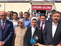KANDIRA CEZAEVİ - AK Parti'nin Kurmayları Donanma Davası'na Gözlemci Olarak Katıldı