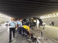 GAZI ÜNIVERSITESI - Ankara'da Trafik Kazası
