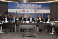 KONYA VALİSİ - Antalya'da 6 İlin Yol Uygulama Noktaları Koordinasyon Toplantısı Gerçekleştirildi