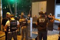 YAZILI AÇIKLAMA - Aranan 100 Kişi Yakalandı Açıklaması 60 Kişi De Gözaltına Alındı