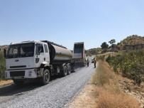ÖRENCIK - Aydın'da Eski Yollar Büyükşehir İle Yenileniyor