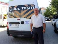 GÜVENLİK SİSTEMİ - Aydın'da Öğrenci Servislerini Veliler Cepten Takip Edecek