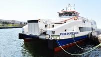 EVCİL HAYVAN - Aziz Sancar Gemisi Geldi, Filo Tamamlandı
