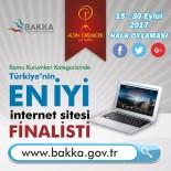BATı KARADENIZ - 'BAKKA' Türkiye'nin En İyi İnternet Sitesi Finalisti Oldu