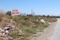BEYŞEHIR GÖLÜ - Beyşehir'de Hafriyat Kamyonlarına Sıkı Takip