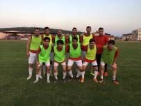 HAZIRLIK MAÇI - Bilecikspor Hazırlık Maçında Bozüyük İçköyspor'u Rahat Yendi