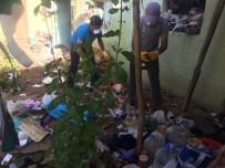 ZABITA MÜDÜRÜ - Bir Yılda 14 Kamyon Çöp Biriktirdi
