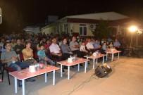 CEZAEVİ MÜDÜRÜ - Cezaevinde 'Çırçır Sefası'