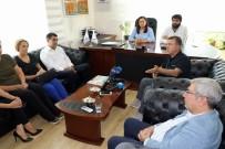ALI ARSLAN - CHP'den HDP'ye Taziye Ziyareti