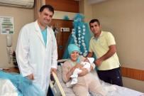 YUMURTA - Çip Yöntemiyle Anne Oldu, Bebeğine Doktorunun Adını Verdi