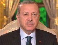 A HABER - Cumhurbaşkanı Erdoğan: TEOG'un kaldırılması lazım