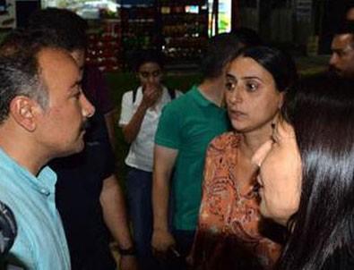 Diyarbakır'da gergin gece: HDP'ye izin verilmedi