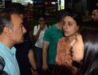 FELEKNAS UCA - Diyarbakır'da gergin gece: HDP'ye izin verilmedi