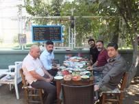 ORDUSPOR - Diyarbekirspor'a Kahvaltı Moralli
