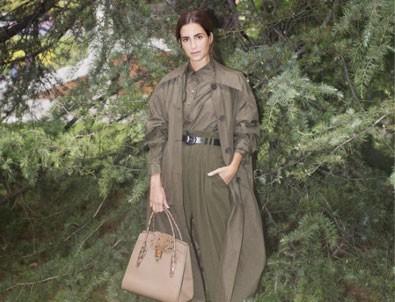 Dünyaca ünlü moda devi PKK'ya özendi