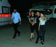 KıRGıZISTAN - Edirne'de Huzur Operasyonunda 4 Yabancı Uyruklu Kadın Yakalandı