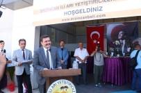 ERZİNCAN VALİSİ - Erzincan'da Balmumu Ve Arı Keki Tesisi Törenle Açıldı