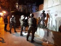 POLİS HELİKOPTERİ - Esenyurt'ta Uyuşturucu Operasyonu