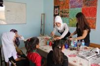 KURAN-ı KERIM - Eyyübiye'de Kurslar Devam Ediyor