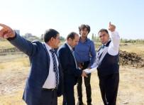 ÇETİN BİLİR - Genel Müdür Tekataş'tan Vatandaşa Ziyaret