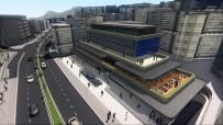 ÖĞRETMENEVI - Gümrükçüoğlu, Katlı Otopark Projesini Anlattı