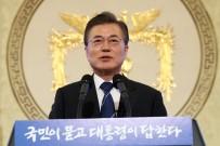GÜNEY KORE - Güney Kore Lideri Moon'dan Açıklama Geldi