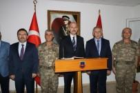 MAHMUT DEMIRTAŞ - İçişleri Bakanı 'Güvenlik Zirvesi' İçin Hatay'da