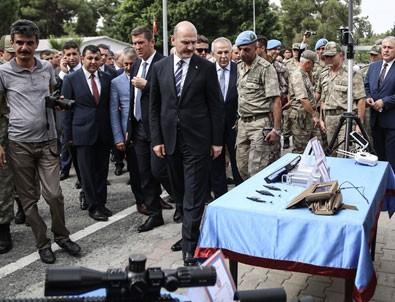 Bakan Soylu'dan terörle mücadele açıklaması
