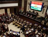 NEÇİRVAN BARZANİ - IKBY meclisinden referandum kararı