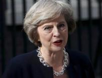 LONDRA - İngiltere'de terör alarmı