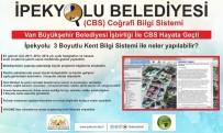 KOORDINAT - İpekyolu Belediyesinde 'CBS Ve E-İmar' Uygulaması