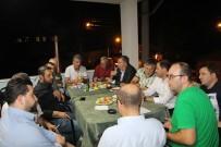 OSMAN KıLıÇ - İsaörenspor Erhan Ulu İle Devam Dedi