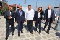 İZMİR KÖRFEZİ - İzmir'de İlk Kez Körfez Festivali Yapılacak