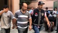 KATOLIK - Karaköy Latin Katolik Kilisesi'ni Soyan Hırsızlar Yakalandı