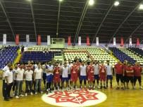 HAZIRLIK MAÇI - Karesispor 86- Bandırma Kırmızı 69