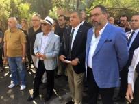 ALTıNOK ÖZ - Kartal'da 24 Bina, Dönüşüm Kapsamında Yıkıldı