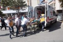 EMNIYET ŞERIDI - Kimyasal Madde Üretimi Yapılan Binada Patlama Açıklaması 3 Yaralı