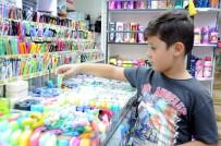 OYUN HAMURU - Kırtasiyelerde 'Eğitim' Hareketliliği Başladı