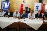LÜTFI EFIL - Kocaeli'de Muhtarlık İstişare Toplantıları Devam Ediyor