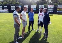 DIRK KUYT - Kuyt Ve Meireles'ten Fenerbahçe'ye Ziyaret