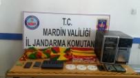 SİM KART - Mardin'de Terör Operasyonu Açıklaması 3 Gözaltı