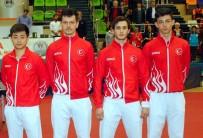 İBRAHİM GÜNDÜZ - Masa Tenisinde Türkiye Finalde