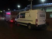 ŞIRINYER - Metronun Önüne Atladığı İddia Edilen Şahıs Hayatını Kaybetti