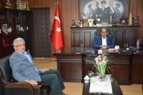 GÜLÜÇ - Milletvekili Turpçu'dan Başkan Demirtaş'a Ziyaret
