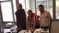 AMATÖR LİG - Nevşehirspor Cizrespor'dan Aykut Eren'i Transfer Etti