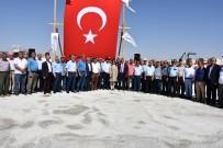 İLKNUR İNCEÖZ - Ortaköy Tarım Ticaret Merkezinin 2. Etap Temel Atma Töreni Gerçekleştirildi