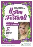 FOLKLOR GÖSTERİSİ - Osmangazi'de Üzüm Festivali